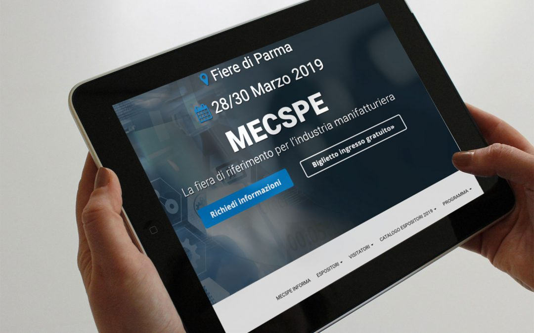 Lavormec alla fiera MECSPE 2019